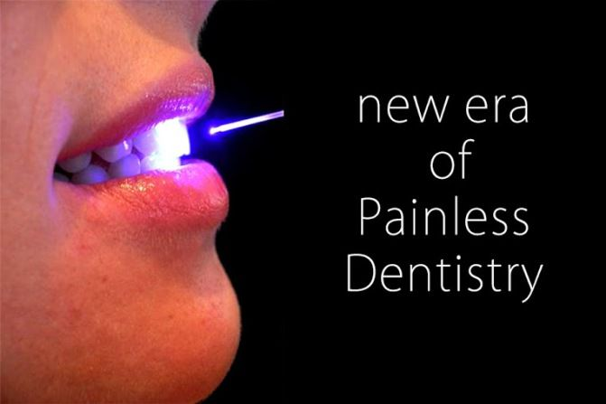 Painless dentistry