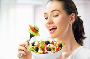 Foods for dental health