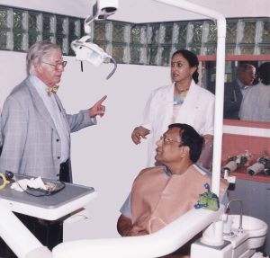 Dr. Acharya recounts her experience with Dr. Branemark