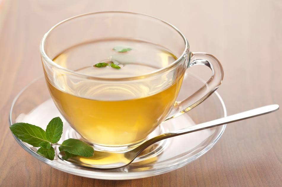 green tea for your teeth