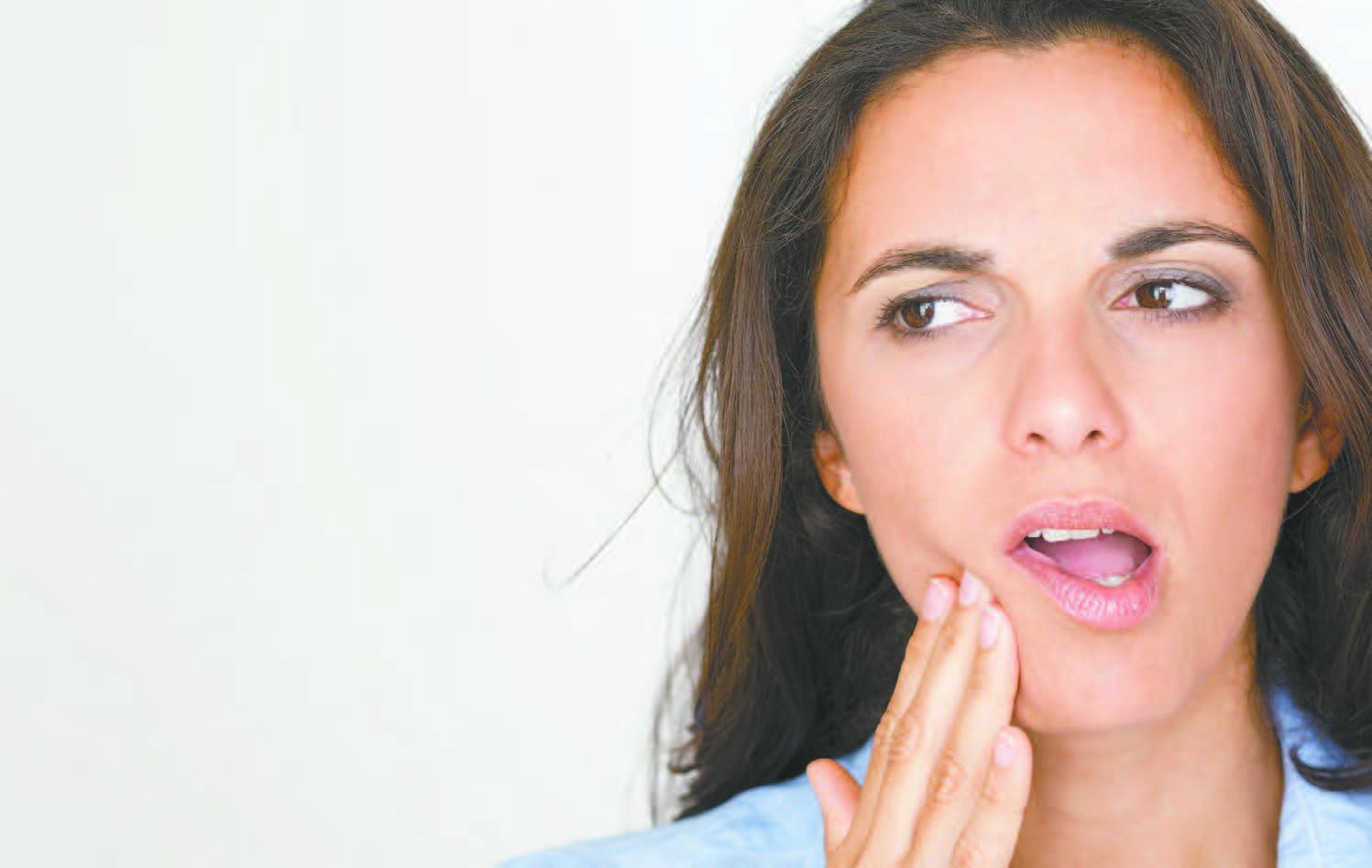 Do you have sensitive teeth?