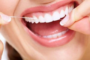why you must floss
