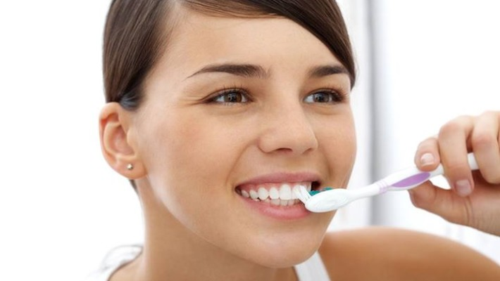 How many times do you brush your teeth?