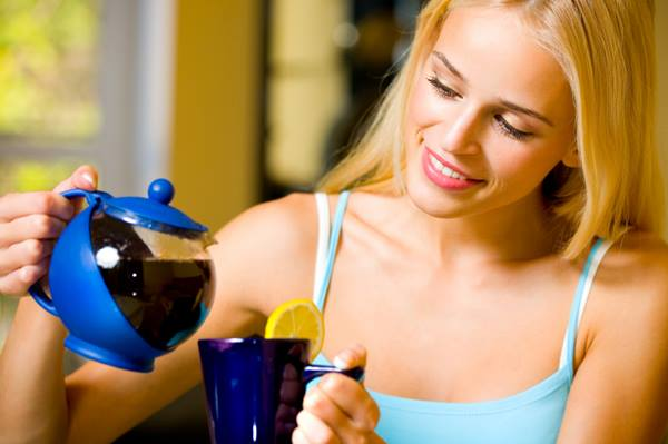 Benefits of Tea for Oral health