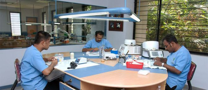 in house laboratory